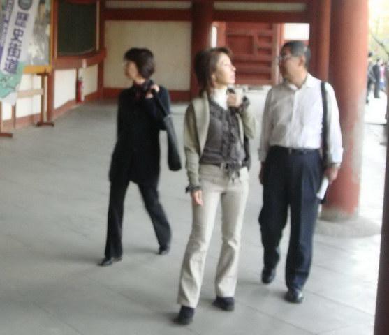 日本的老人